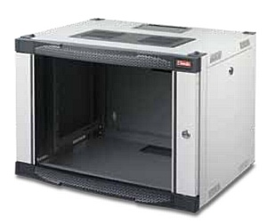 """Lande NETbox 19"""" –  настенный шкаф с полноценными возможностями серверного!"""