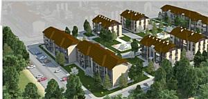 Жк «Вишневый Сад» - новый проект доступного жилья в Иноземцево, старт продаж.