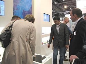 Участие ФГУП СПБ ФОО в международной выставке Orthopaedie + Reha-Technik 2012