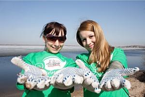 «Зелёные Команды» Coca-Cola Hellenic очистили Тюмень от мусора