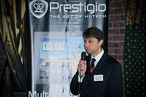 Prestigio представил «народный планшет» MultiPad 9.7 Pro