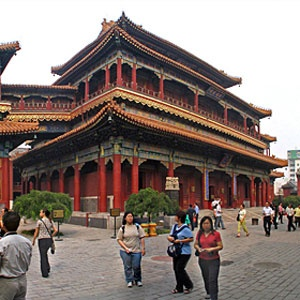 В Китай приезжает меньше туристов