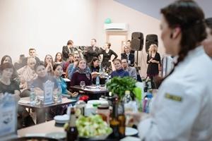 В Екатеринбурге прошел первый мастер-класс образовательно-гастрономического проекта «Пивной Гурме»