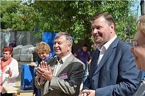 Президент СРО «Единство» высоко оценил соревнования маляров