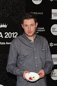 Resto Rate Awards 2012. Гастрономическая поэзия от лучших авторов