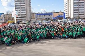 Coca-Cola Hellenic подвела итоги 9 сезона проекта «Зеленые команды – 2012»