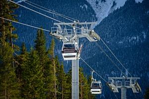 Школьников поставят на горные лыжи