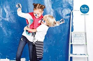 На рынке детской одежды в нижнем ценовом сегменте появился новый игрок – бренд Button Blue