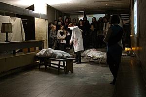 """Посетители """"Ночи музеев"""" попали в прошлое"""