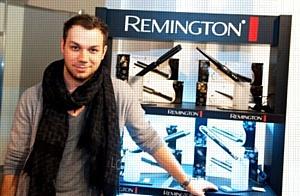 Украинская неделя моды в жемчужном сиянии от Remington