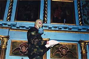 Музеи и храмы тоже нуждаются в защите от вредителей