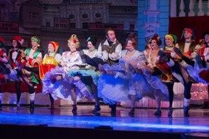 Гастроли Театра музыки, драмы и комедии в Екатеринбурге