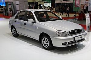ZAZ – абсолютный лидер рынка легковых авто в 2013 году