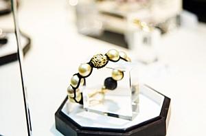Презентация ювелирных украшений Samsara Jewellery, а также наручных часов Ritmo MUNDO