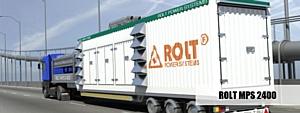 Ролт может предложить решение проблем электроснабжения в пострадавших регионах