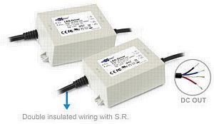 Новые драйверы GlacialPower для 9-57-вольтных светодиодных светильников