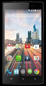 Бюджетные смартфоны Archos с HD-экранами большой диагонали