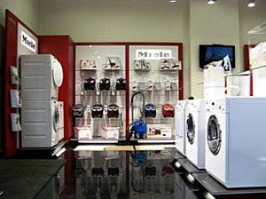 Открытие обновленного салона бытовой и малой профессиональной техники Miele в Санкт-Петербурге