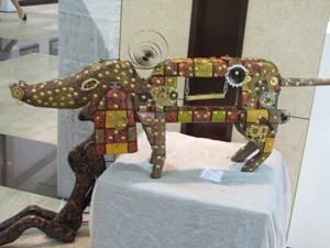 Международная выставка «Хрустальная сказка» в Донецке