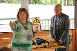 Специалисты Курскэнерго учат детей безопасному обращению с электричеством