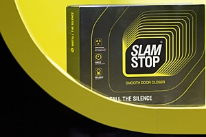 Доводчик автомобильных дверей Slamstop представили на «Automechanika Moscow powered by MIMS»