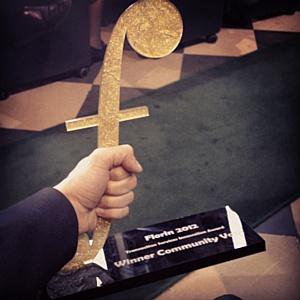 QIWI �������� ���������� ������ Florin Award 2012
