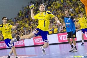 Впервые гандбольная команда из Украины «Мотор» примет участие в групповом турнире Лиги Чемпионов ЕГФ