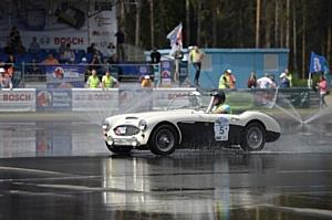 Команда Victoria's Classic Cars заняла 1-е место в категории «Спорт» на ралли Bosch Klassik