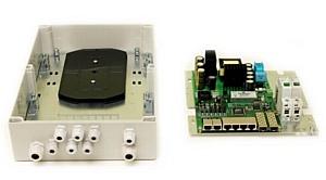 Fort Telecom выпускает новый многопортовый коммутатор для уличного IP-видеонаблюдения