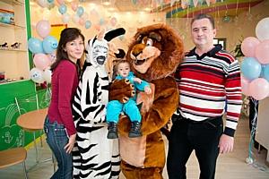Открылся частный детский сад и центр развития Little Foot
