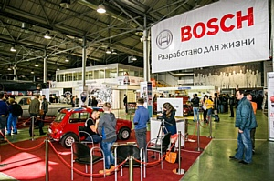 В Москве завершилась 22-ая выставка олдтаймеров и антиквариата