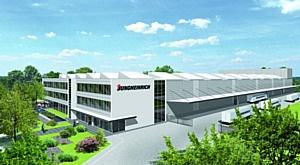 Jungheinrich построит новый завод в Баварии