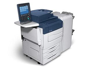 Установка ЦПМ Xerox Color C60 позволила рекламной компании Damax выйти на рынок цифровой печати