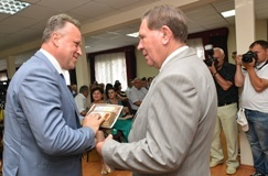 МРСК Центра удостоена медали Курской Коренской ярмарки
