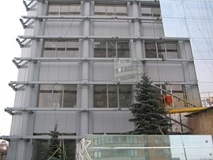 Современные технологии геодезической съемки фасадов