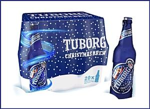 Tuborg Christmas Brew: ������� ���������� �������� � ������
