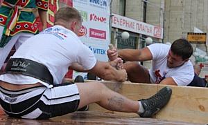 Спортивно-развлекательный праздник «День города-2013»