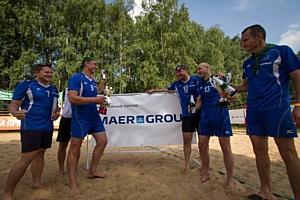 Реклама – двигатель спорта! Maer Group продолжает развитие спортивных мероприятий
