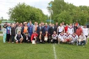 Спортивная команда Лебедянского РЭС взяла «серебро» в районной Спартакиаде