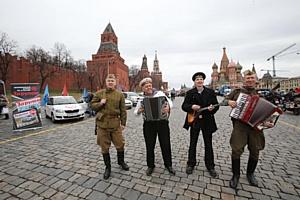 «За рулем» поддерживает автопробег «В судьбе России – моя судьба!»