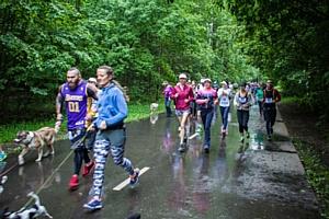 В парке Кузьминки состоялся V юбилейный забег в пользу бездомных животных