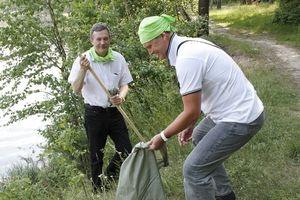 Ивановские пивовары провели «зеленый» субботник