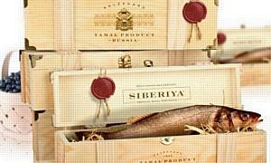 Впервые партия рыбных  ямальских деликатесов отправлена в Екатеринбург