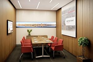Meeting Point предлагает антикризисное решение для офисных центров класса А