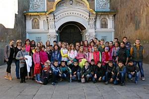Социальная акция «Заглянуть в прошлое» прошла в Музее украинского народного декоративного искусства