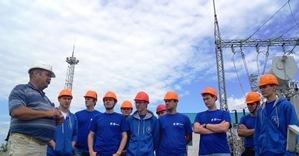 Стройотрядовцы завершили работу на энергообъектах «Липецкэнерго»