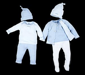 Коллекция одежды для новорожденных Gulliver baby