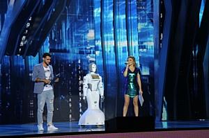 KIKI стала первым роботом – ведущим