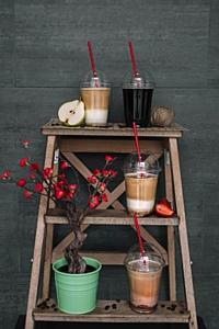 Новые натуральные лимонады и кофе со льдом в Coffee and the City