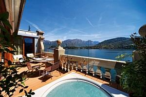 Grand Hotel Tremezzo представляет элитный этаж-пентхаус